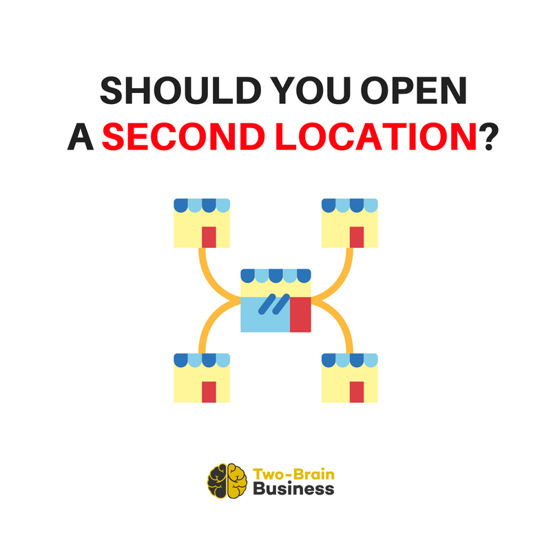 Should You Open A Second Location?